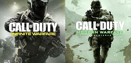 『CoD:Infinite Warfare』Steamにてフリーウィークエンド開始!MWのリマスター版もリリースされたぞ