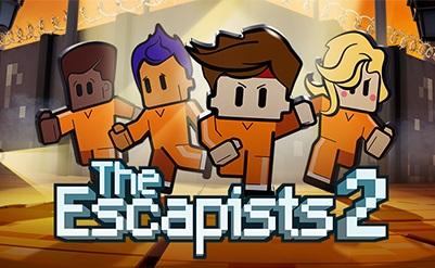 究極の脱獄シミュレーションゲームの続編『The Escapists 2』の発売日決定!