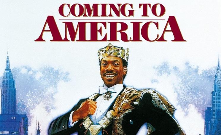 エディ・マーフィの最高傑作?コメディ映画「星の王子 ニューヨークへ行く」をちょこっとレビュー