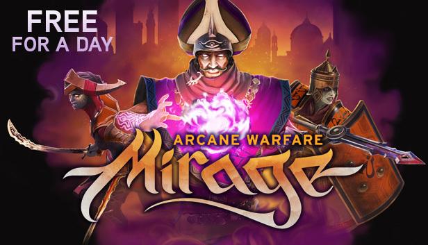Steamにて剣と魔法のマルチFPS『Mirage: Arcane Warfare』24時間限定で無料配布開始