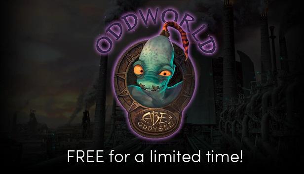 『Oddworld: Abe's Oddysee』(エイブ・ア・ゴーゴー)が48時間限定の無料配布中!