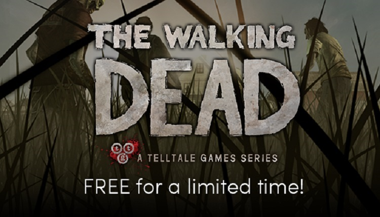 Hubmleストアでゲーム版『The Walking Dead』シーズン1が期間限定で無料配布中!