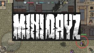 ゾンビサバイバルゲーム『DAYZ』のモバイル版『Mini DAYZ』無料で配信開始!雰囲気は『DAYZ』だ...